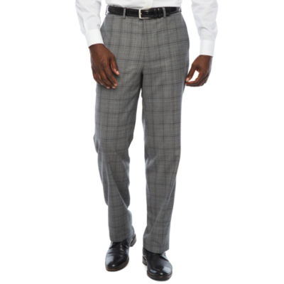 Collection by Michael Strahan  Coolmax Plaid Classic Fit Suit Pants