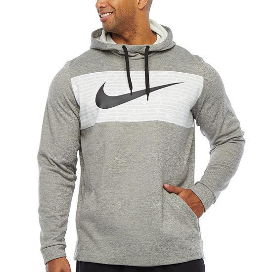 Nike Big and Tall Mens Hooded Neck Long Sleeve Sweatshirt