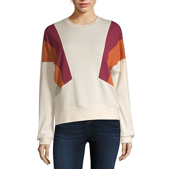 Arizona Womens Round Neck Long Sleeve Sweatshirt