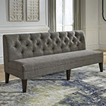 Signature Design by Ashley® Tripton Extra-Large Upholstered Dining Bench