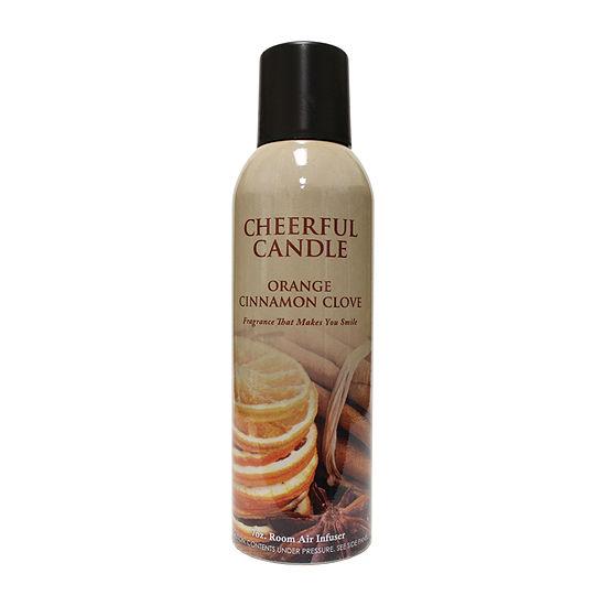 A Cheerful Giver Orange Cinnamon Clove Room Spray