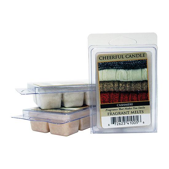 Cc Melts-Cashmere 8-Ct Box Jar Candle