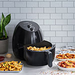 Cooks 5.5 Quart Manual Air Fryer