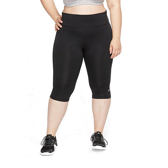 Nike Mid Rise Plus Workout Capris
