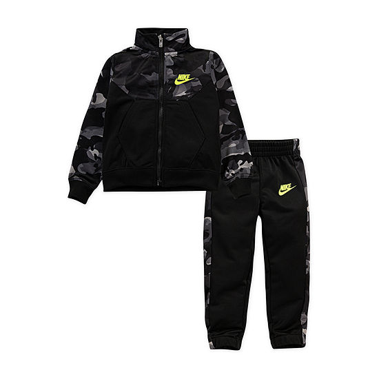 Nike Boys 2-pc. Camouflage Pant Set Baby