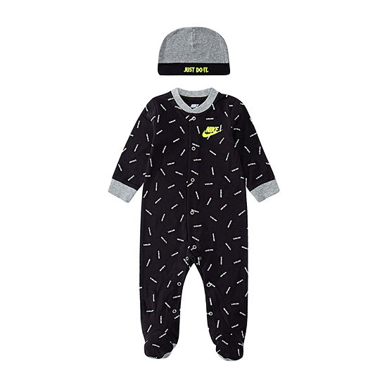 Nike Football Baby Boys 2-pc. Sleep and Play