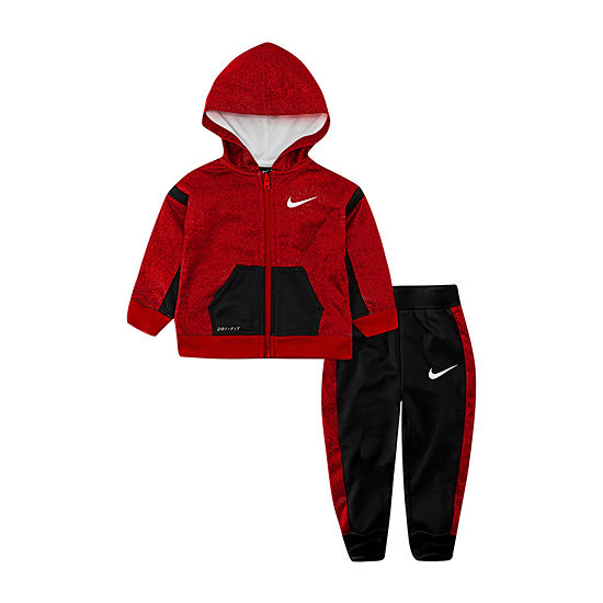 Nike Therma Boys 2-pc. Pant Set Toddler