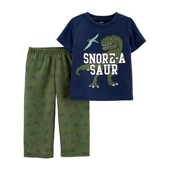 Carter's 2-pc. Pajama Set Toddler Boys