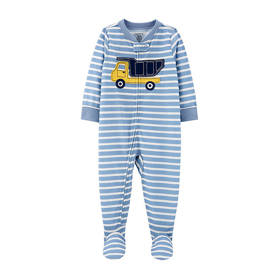 Carter's Boys One Piece Pajama Long Sleeve