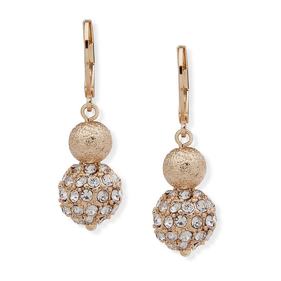 Gloria Vanderbilt 1 Pair Drop Earrings