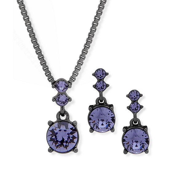 Gloria Vanderbilt 3-pc. Jewelry Set