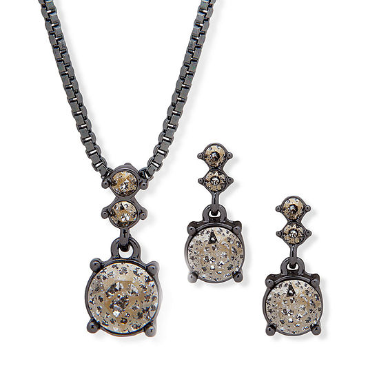 Gloria Vanderbilt 3-pc. Jewelry Set