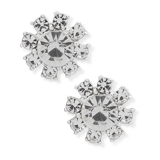 Gloria Vanderbilt 14.5mm Stud Earrings