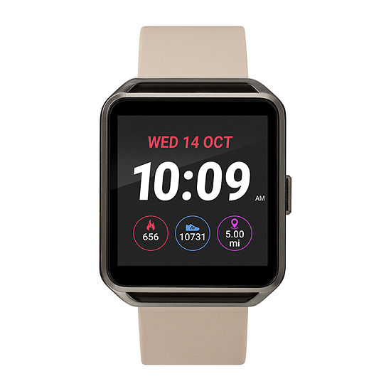 Iconnect By Timex Iconnect Mens Digital Gray Smart Watch-Tw5m31800so