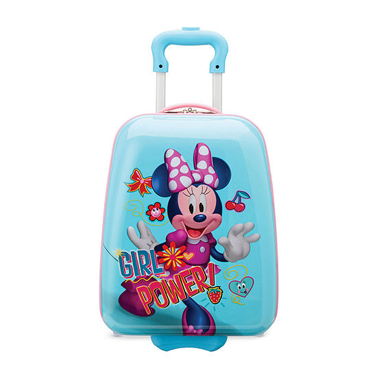 American Tourister Disney Kids 16 Inch Hardside Lightweight Luggage