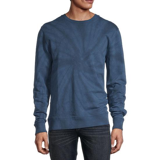 Arizona Mens Crew Neck Long Sleeve Sweatshirt