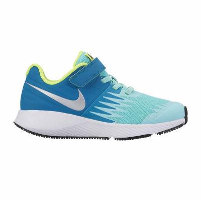 Nike Star Runner Girls Training Shoes - Little Kids