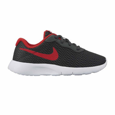 Nike Tanjun Print Boys Sneakers - Little Kids
