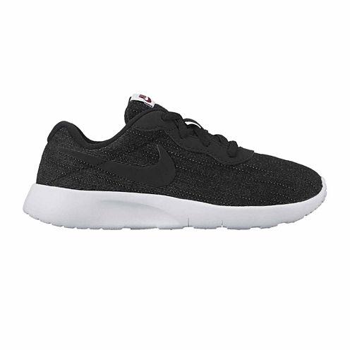 Nike Tanujn SE Boys Sneakers - Little Kids