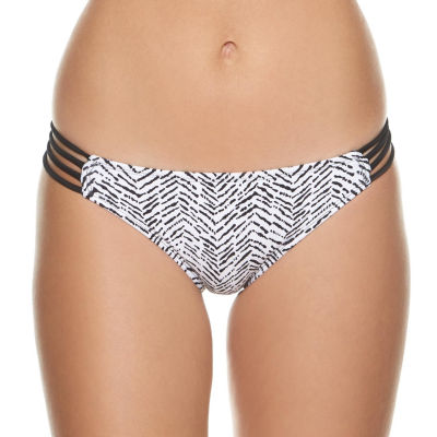 Arizona Animal Hipster Swimsuit Bottom-Juniors