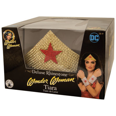 Buyseasons Dc Superhero - Unisex Dress Up Accessory