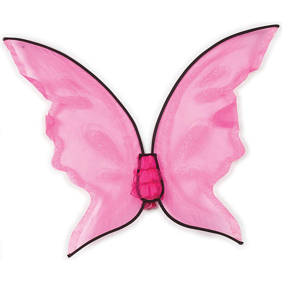 Hot Color Butterfly Wings