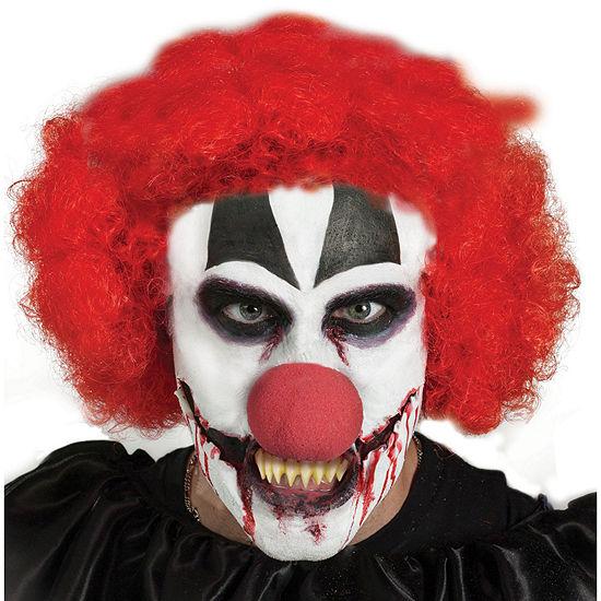 Killer Clown Dentures - Adult Dress Up Costume Unisex