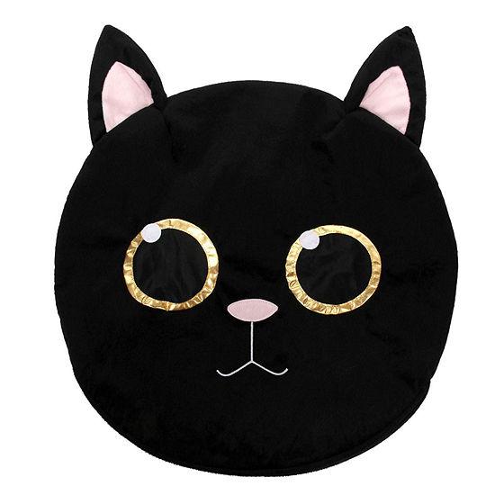 Cat Head Maskot Womens Dress Up Accessory
