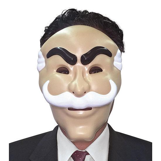Mr. Robot Adult Mask Dress Up Costume Dress Up Costume Unisex