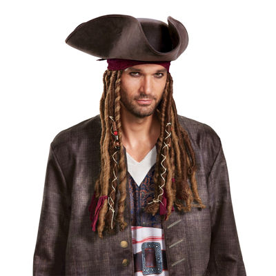 Buyseasons Pirates Of The Caribbean 5 Dress Up Costume Mens  sc 1 st  JCPenney & Buyseasons Pirates Of The Caribbean 5 Dress Up Costume Mens - JCPenney