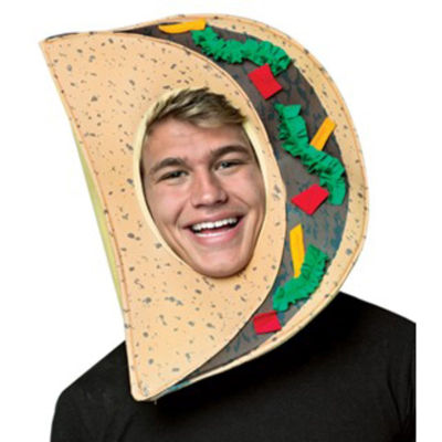 Buyseasons Taco Unisex Dress Up Accessory