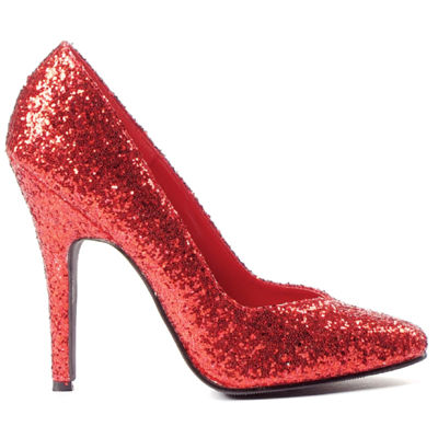 Buyseasons Glitter Pumps Dress Up Costume Womens