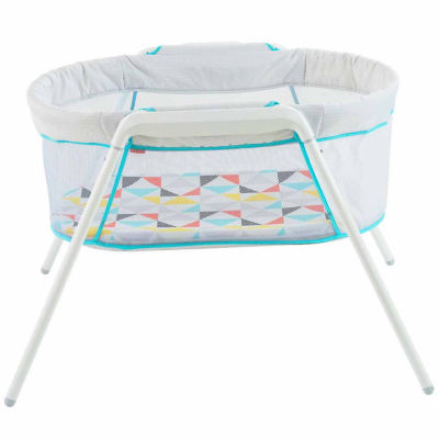 Fisher-Price Stow 'N Go Bassinet Portable Bed