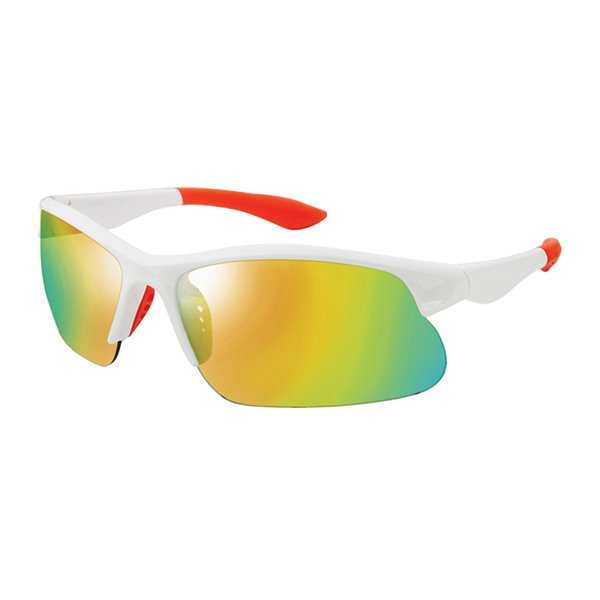 Xersion Rimless Round UV Protection Sunglasses-Mens