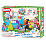 Little Tikes Pop Up Fun Zone Play Tent