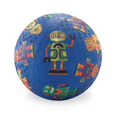 Robots Blue Kids  Soccer Ball Playground Balls