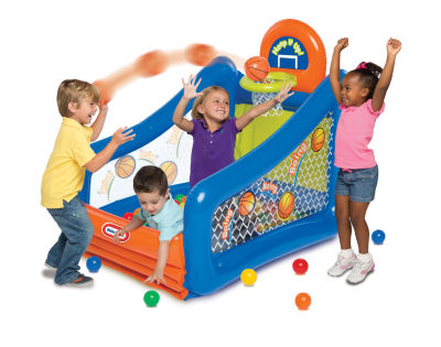 Hoop It Up! Play Center Playground Balls