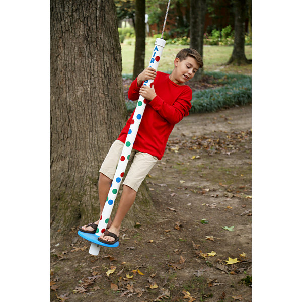 Adventure Parks Air Pogo X (XTREME) Stick- Green