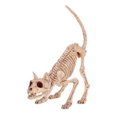 "Buyseasons 10"" Lil' Skeleton Kitty"""