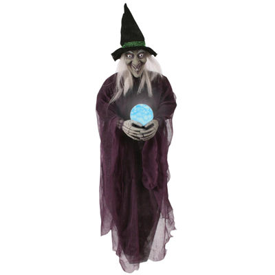 "Buyseasons 36"" Witch with Crystal Ball"""