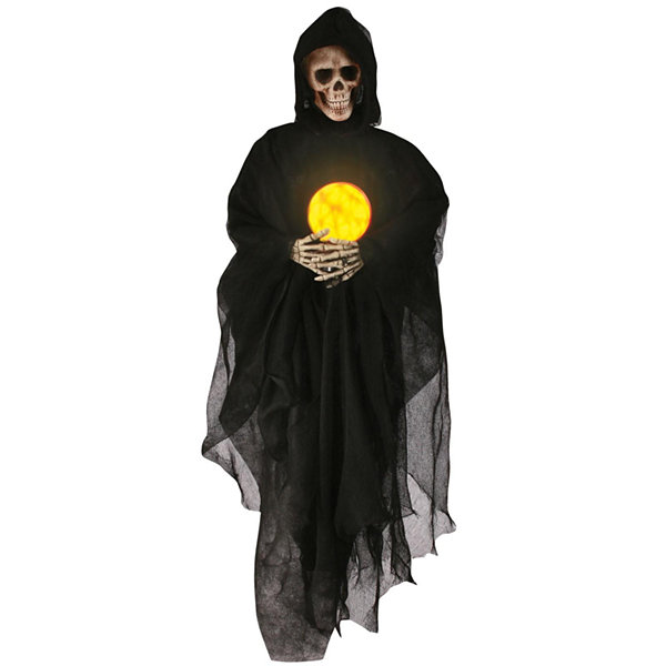 "Buyseasons 60"" Reaper with Crystal Ball"""