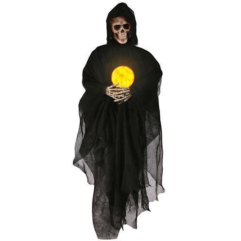 "Buyseasons 60"" Reaper with Crystal Ball"""