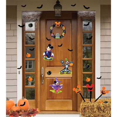 Mickey and Friends Halloween Deluxe Decorating Kit