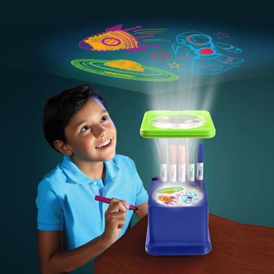 Discovery Kids Art Projector - Wall and Ceiling