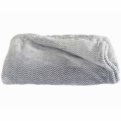 Landon Herringbone Oversized Throw