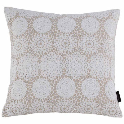 Kensie Laramie Square Throw Pillow