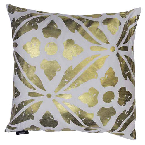 Kensie Vendela 2-Pack Square Throw Pillow