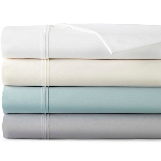 Studio Luxury Performance 1000tc Sateen Wrinkle Free Deep Pocket Sheet Set