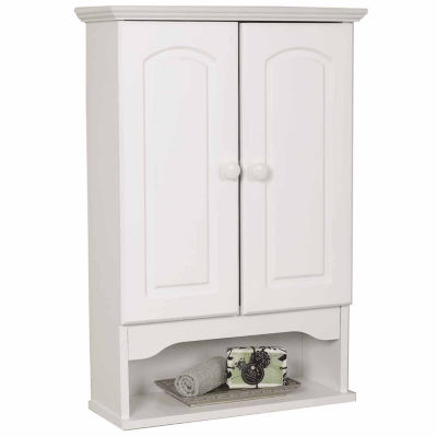 Zenna home bathroom cabinet jcpenney for Bathroom cabinets jcpenney