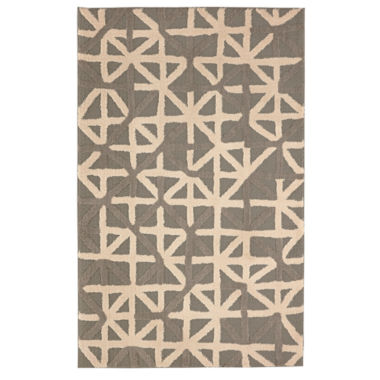 Mohawk Home Loft Grid Iron Rectangular Rugs
